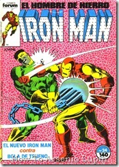P00067 - El Invencible Iron Man #172