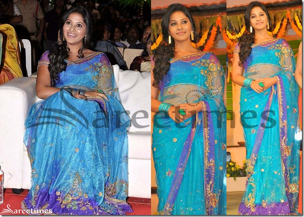 Anjali_Blue_Embroidery_Net_Saree(1)