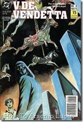P00009 - V de Vendetta #8