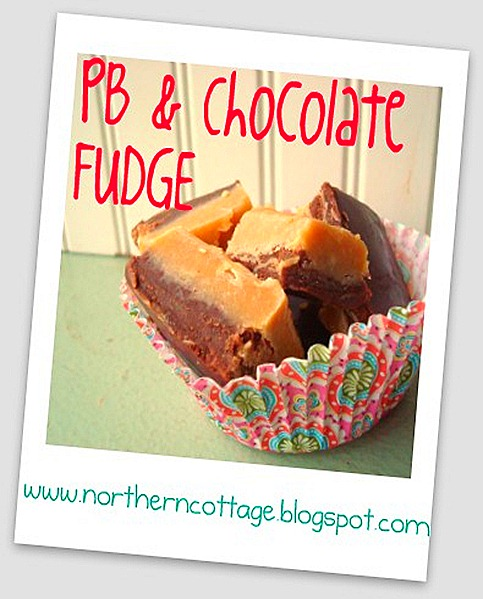northern cottage pb chocolate fudge