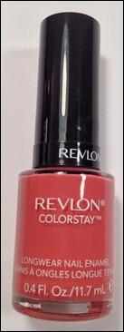 Revlon Vintage Rose Colorstay Nail Polish