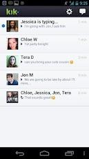 Descargar Kik Messenger para celulares gratis