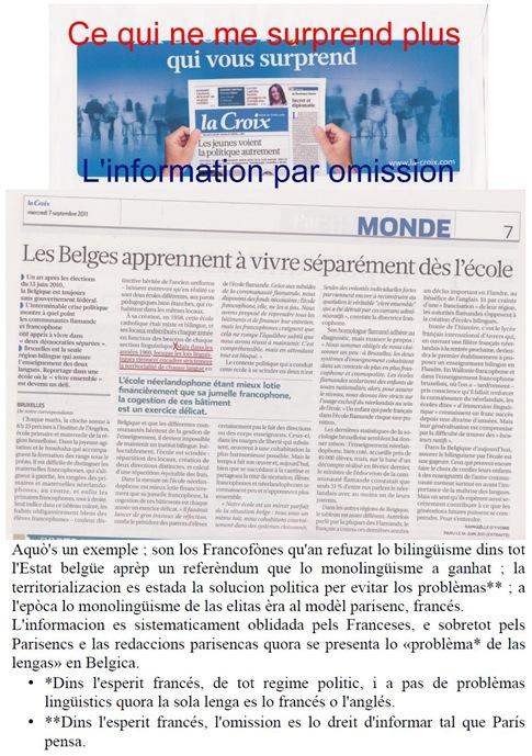 LaCroix par omission LaCroix 070911