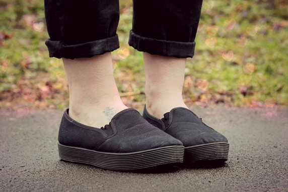 NEW LOOK FLATFORMS