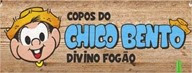 copos do chico bento divino fogao