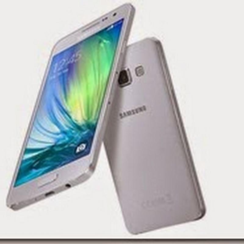 Samsung Galaxy A3 Uno Smartphone Robusto Ed Elegante