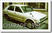Daihatsu Charade MK 1 1982
