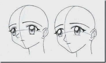 How to Draw For Beginners Step by Step - the nose in forward
