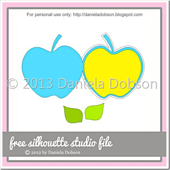 Apple card by Daniela Dobson