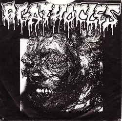 Agathocles_(Untitled)_&_Smegma_(Let_There_Be_Snot!)_Split_7''_ag_front