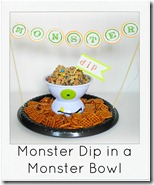 monster dip
