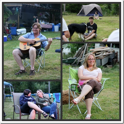 CampOut_Collage