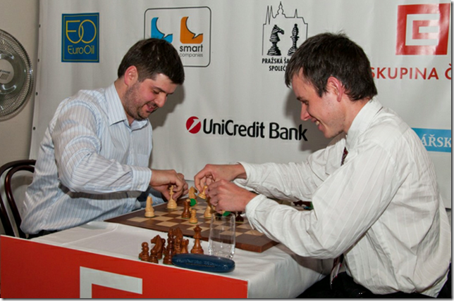 Peter Svidler vs David Navara
