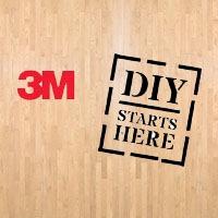 3M DIY Starts Here