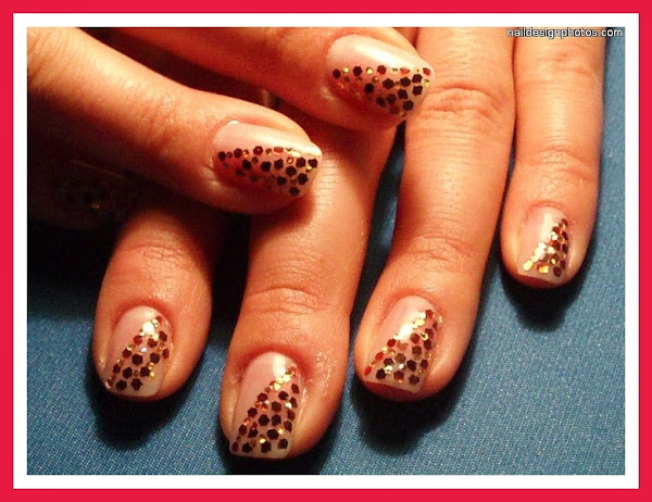 Cute Nail Designs To Do At Home Nail Designs Hair Styles Tattoos And Fashion Heartbeats