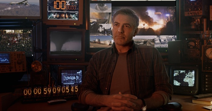 Disney's TOMORROWLAND  Frank (George Clooney)  ©Disney 2015
