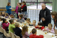 2012 - Semaine du goût - école d'Allondrelle