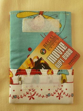 gift card holder 13