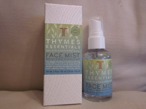 Thymes Essentials Face Mist Toner ($18)