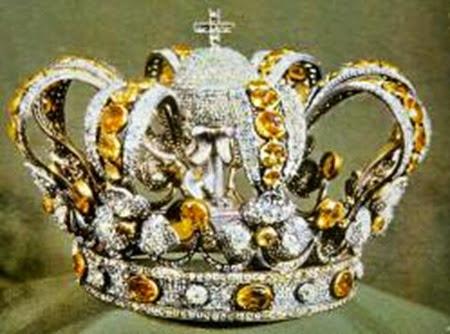 CORONA DE ISABEL II....de España