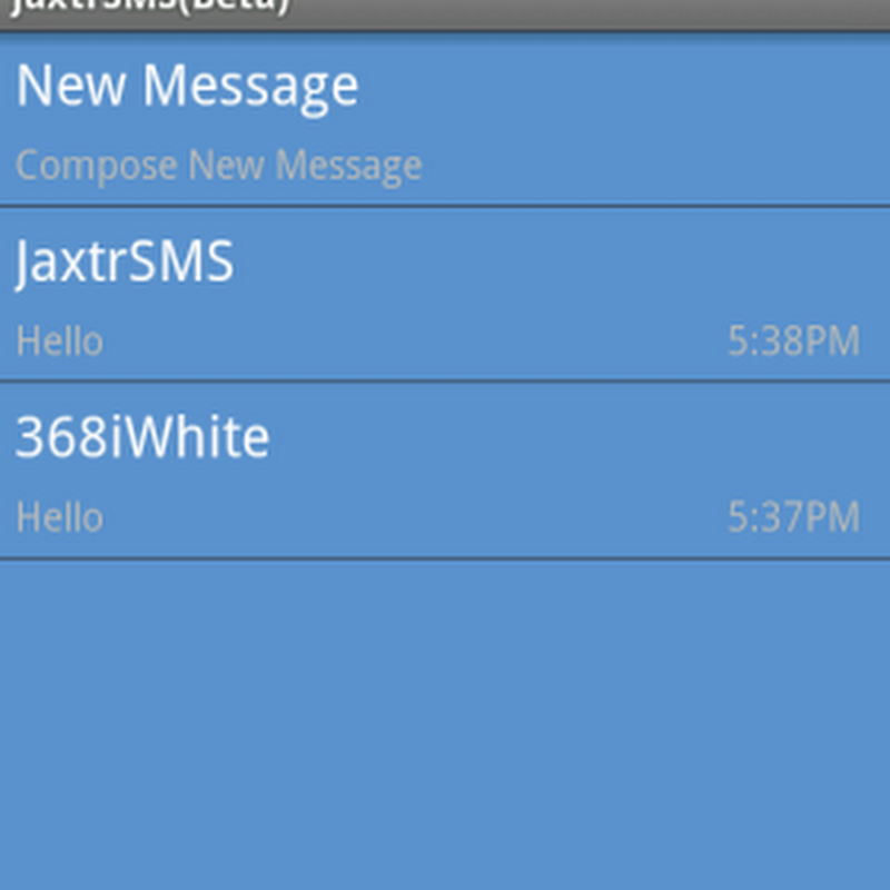 Send Free SMS From Your Own Number Through JaxtrSMS