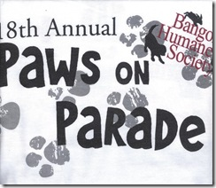 Paws On Parade 2011