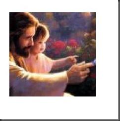 Jesus amigo das crianças