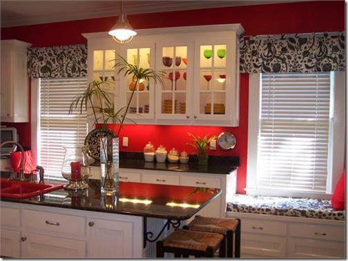 red-kitchen-idea