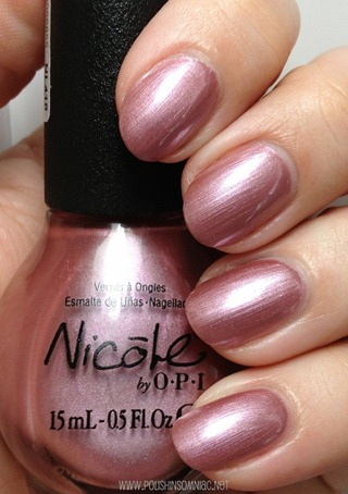 Nicole by OPI Personally Speaking...