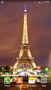 App Paris Live Wallpaper APK for Kindle