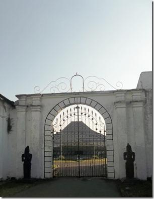 gerbang mangkunegaran
