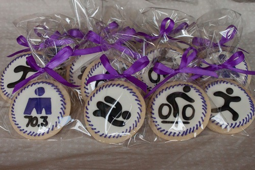 Triathlon Cookies-7