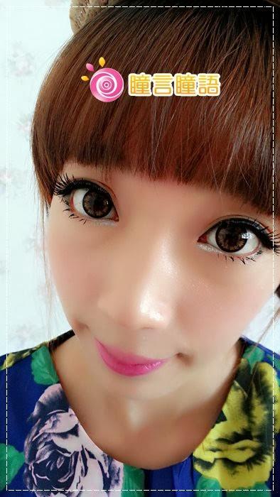 韓國GEO隱形眼鏡-GEO Holicat 荷麗貓迷萌咖(Cuite Cat)13
