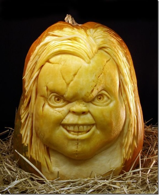 awesome pumpkin carving 6
