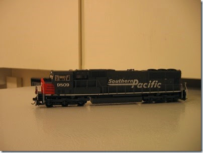 IMG_0732 Athearn Genesis SD70M Southern Pacific #9809
