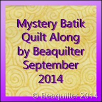 mystery batik quilt along beaquilter