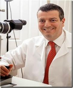 Ο διαπρεπής χειρουργός οφθαλμάιτος Δρ Ιωάννης Μάλλιας