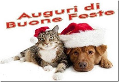 buone feste animalesche1