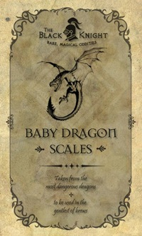 Baby Dragon Scales
