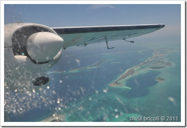leaving los roques