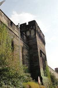 Front Entrance of Eastern State Penitentiary