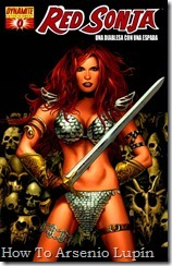 P00001 - Red Sonja #0