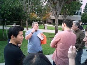 Steve Wozniak ritira il suo Galaxy Nexus