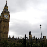 big ben in london uk in London, London City of, United Kingdom