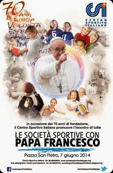Locandina Papa new