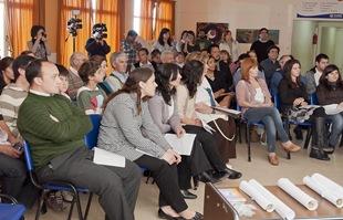 Colación de alumnos de la Facultad de Periodismo de la UNLP - Extensión Santa Teresita