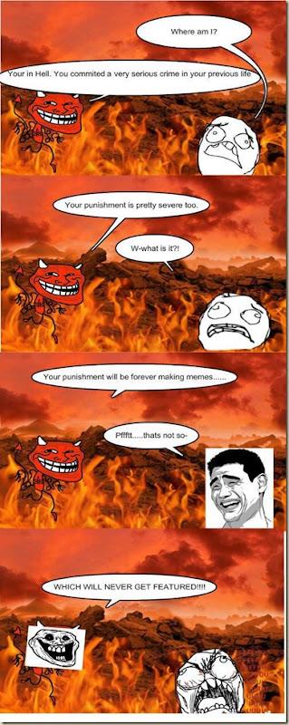 Ateismo cristianos infierno hell dios jesus grafico religion biblia memes desmotivaciones (53)