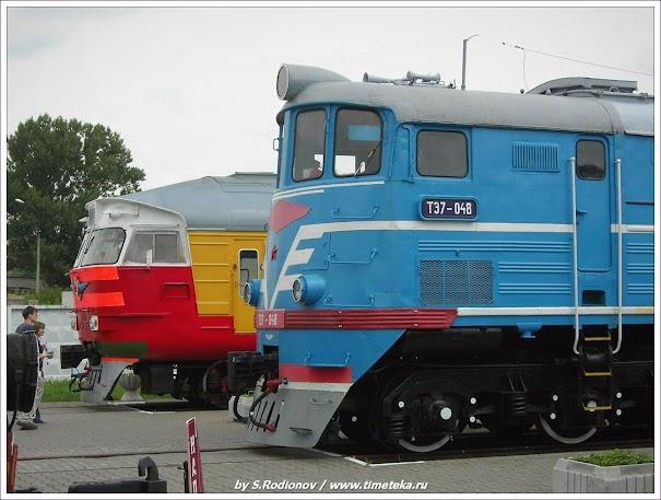 Брестский музей железнодорожной техники