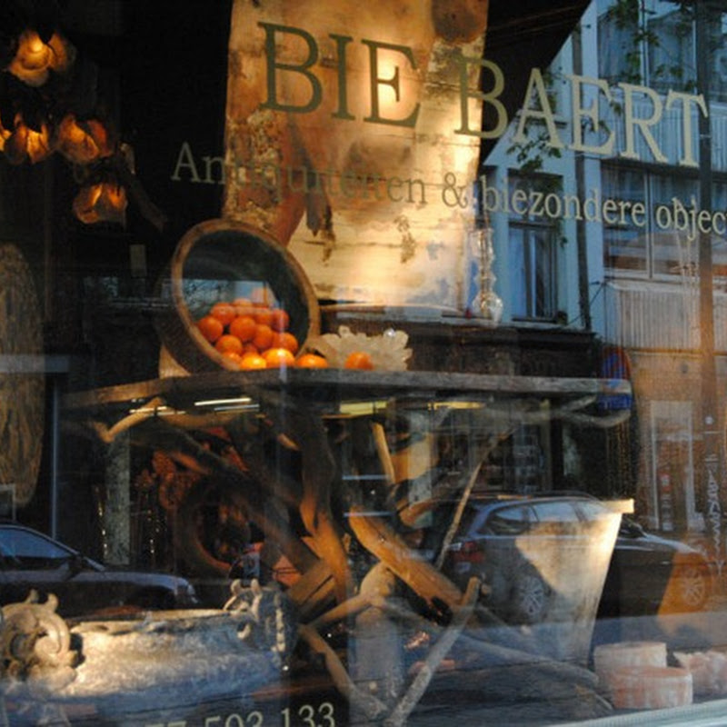 Bie Baert Antiques & Decorations,'The Secret Source of Belgium'