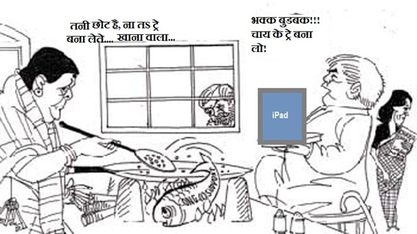 iPad for MPs